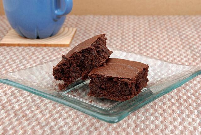 פאדג' שוקולד טבעוני
